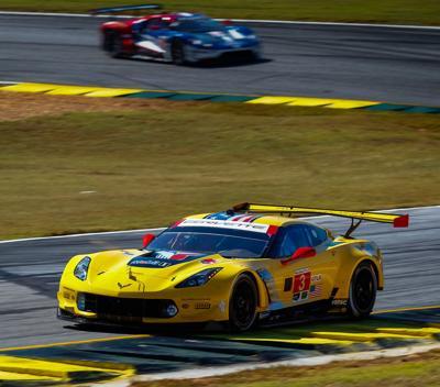 Corvette C7.R Petit Le Mans