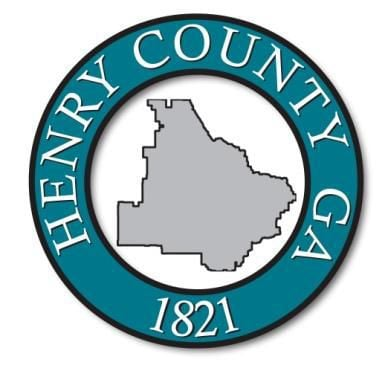 Henry County Stormwater recycling paint