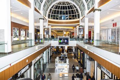 Mall giant Simon says nearly all of its shopping centers have reopened