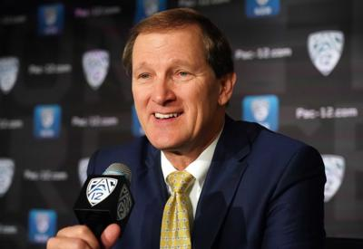 NCAA Basketball: Pac-12 Media Day