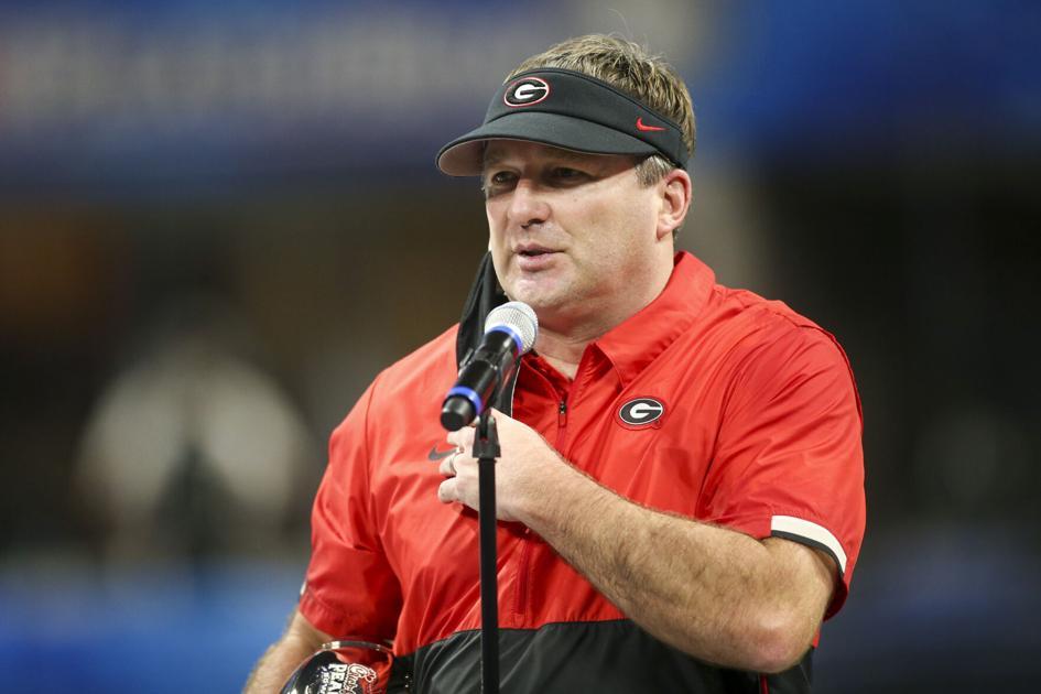 Georgia head football coach Kirby Smart discusses team heading into spring