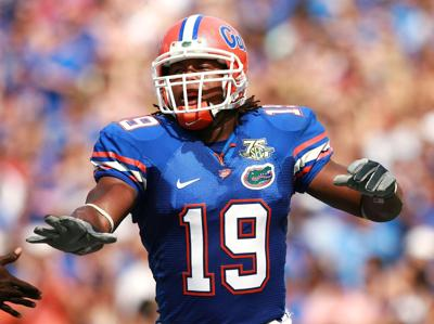Former Florida Gators football captain charged with murder