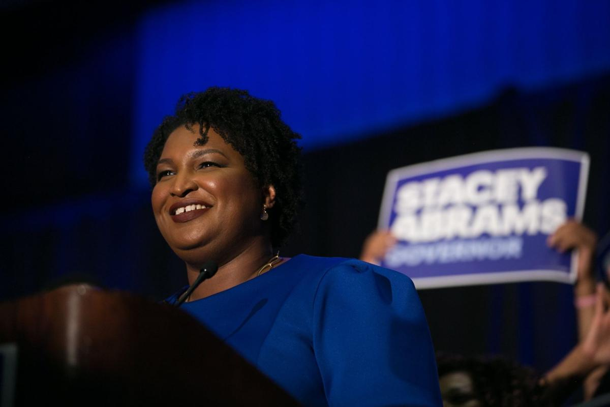 Stacey Abrams: '2020 is definitely on the table'