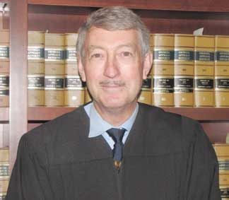 Judge McGarity to retire; nominees under consideration