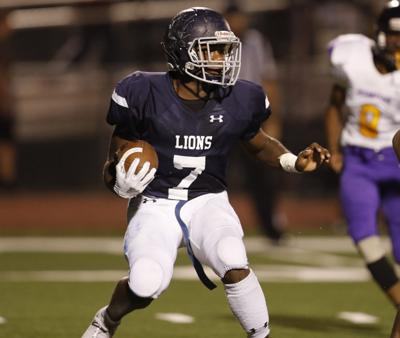 Luella at North Clayton Game Preview (copy)