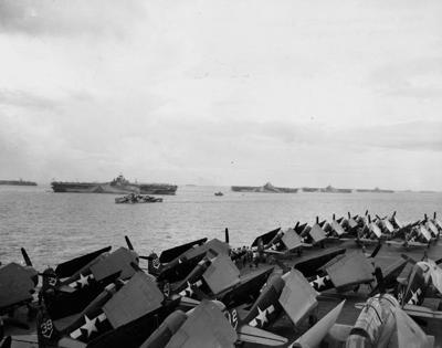 Murder's Row, carriers Wasp, Yorktown, Hornet, Hancock.jpg