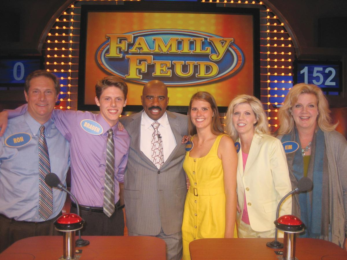 Is family feud filmed in georgia - Mcdonough Family To Appear On Family Feud