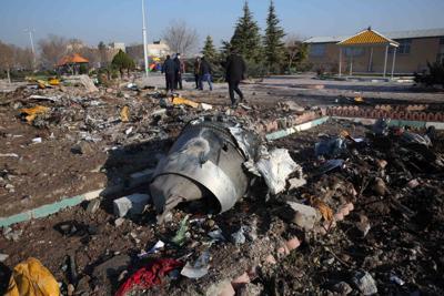 Trudeau says Canada has intelligence Iran shot down Ukrainian airliner