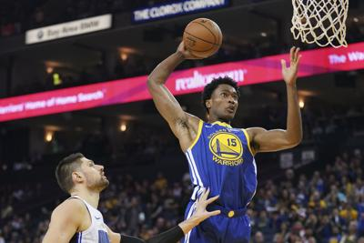 NBA: Orlando Magic at Golden State Warriors