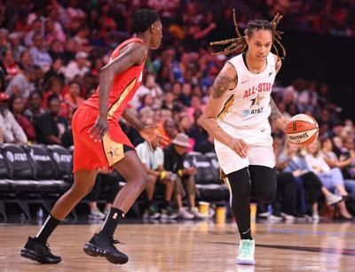 WNBA: All Star Game