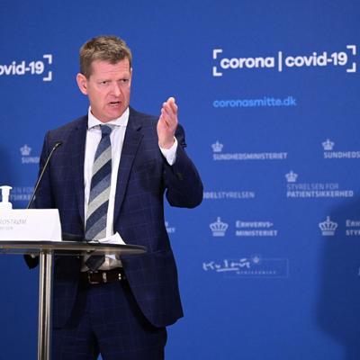 Denmark removes AstraZeneca from its vaccination program