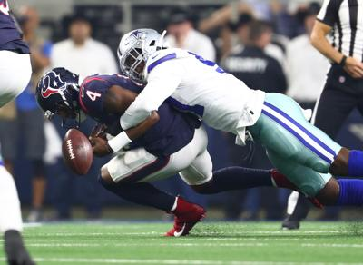NFL: Preseason-Houston Texans at Dallas Cowboys