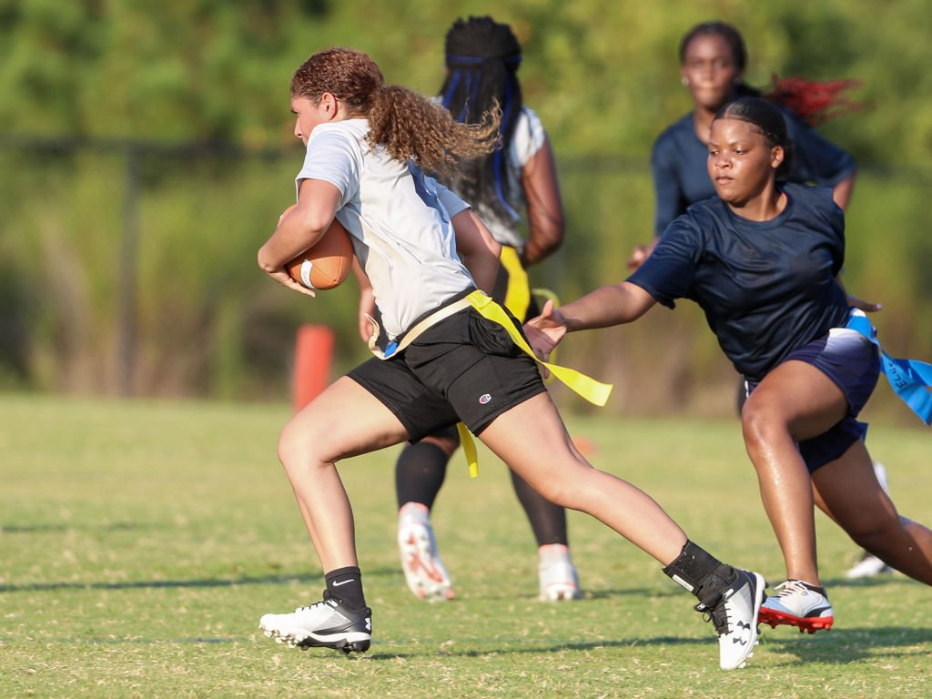 Henry County schools excited for launch of girls flag football this season  | Sports | henryherald.com