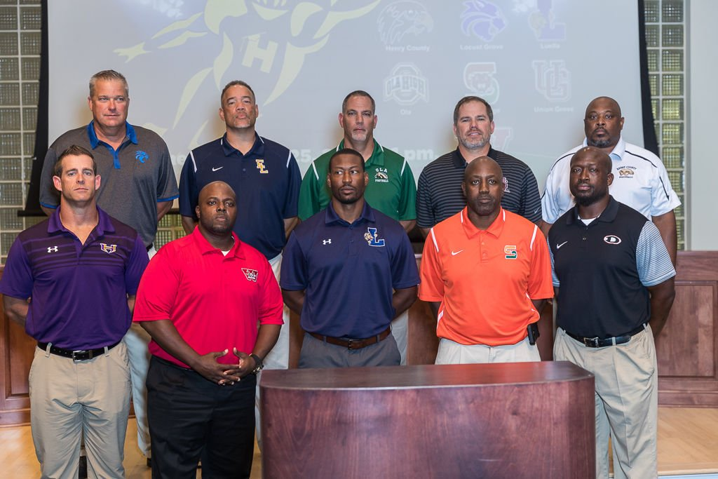 FOOTBALL: Henry County Media Day provides players, coaches speaking platform