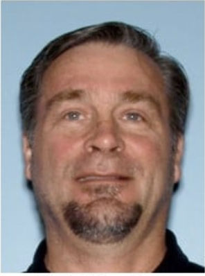 Missing: David Gardner of McDonough, possibly in gold Dodge Ram 2500