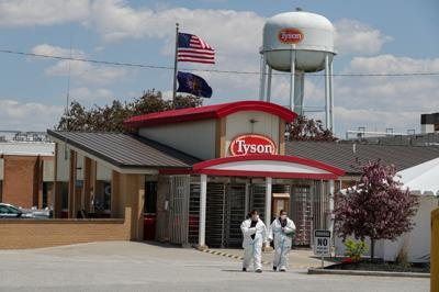 Tyson and other meat processors are reportedly speeding up plans for robot butchers