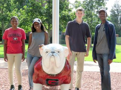 Henry students selected for summer UGA program