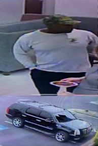 Suspect in Marines attire wanted in Locust Grove Holiday Inn Express theft