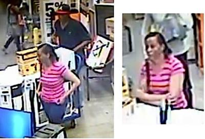 Henry County PD seeks 2 in McDonough Lowes business account fraud