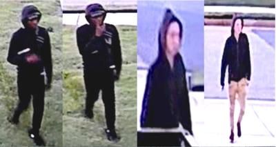 2 entering auto suspects wanted by Henry County Police detectives