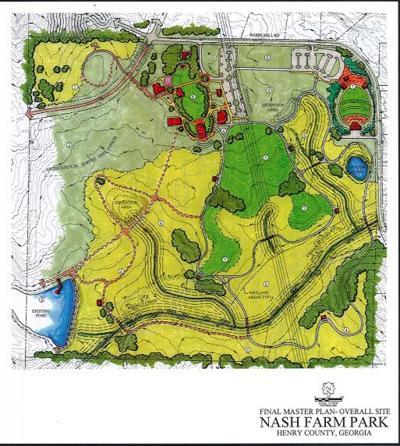 Nash Farm revenues to help implement new park plan