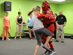 HCPD's Women's Self-Defense Class is full for November, more classes soon