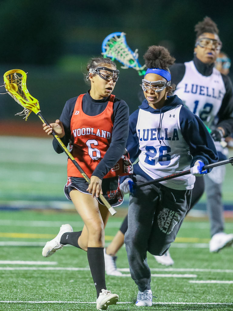 Luella High topped Woodland in lacrosse action | Multimedia |  henryherald.com