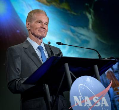 NASA's new chief on SpaceX's Mars rocket, UFOs and going back to the moon