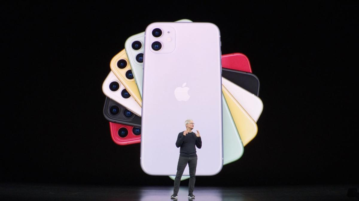 Apple unveils new iPhone 11 models
