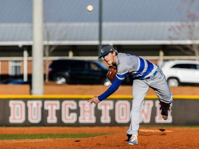 Henry County Baseball Pitcher of the Year: Ethan Lindow, Locust Grove