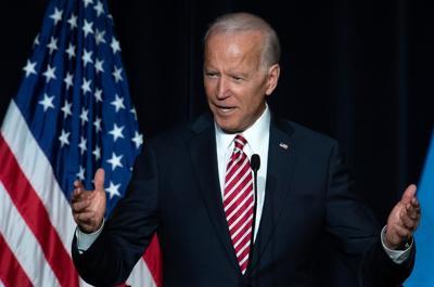 Joe Biden supports decriminalizing marijuana, stops short of calling for legalization