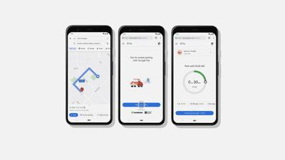 Google Maps will now let you pay for parking and transit without leaving the app
