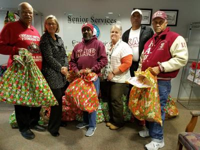 This Christmas.Henry County Wants You To Adopt A Senior This Christmas