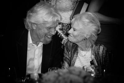 Richard Branson's mother dies of Covid-19