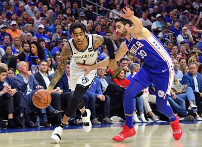 NBA: Playoffs-Brooklyn Nets at Philadelphia 76ers