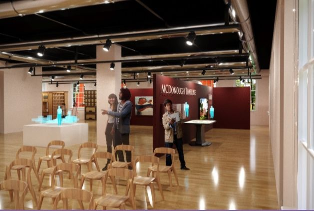 McDonough aiming to 'bring history to life' with new museum