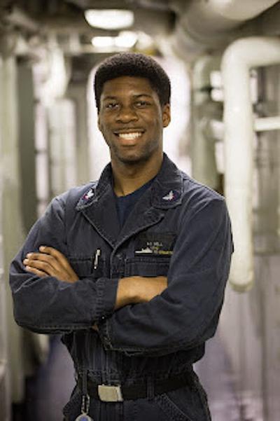 sockbridge high graduate serves as navy engineman news