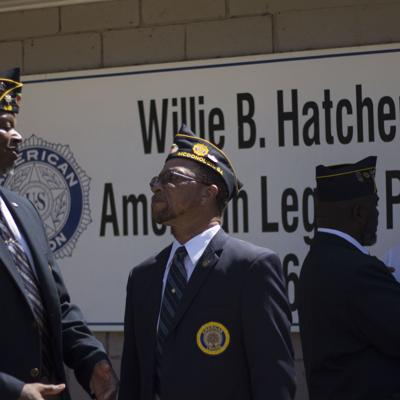 PHOTOS: American Legion Post, grandson to visit Willie B. Hatcher's grave in Philippines