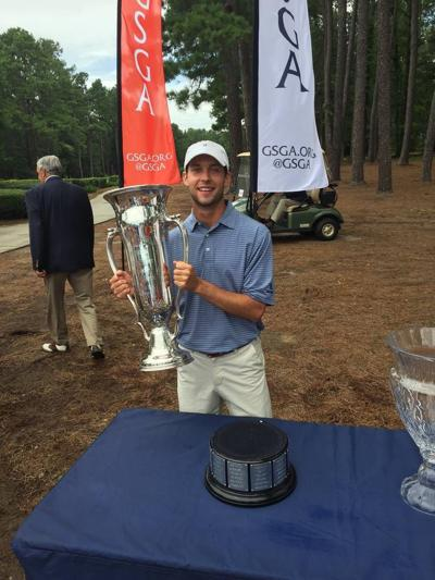 Union Grove grad Justin Connelly makes history with winning performance at Georgia Amateur Championship