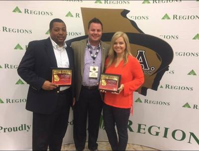 Two local Athletic Directors win awards; Curt Miller named to GADA Board of Directors