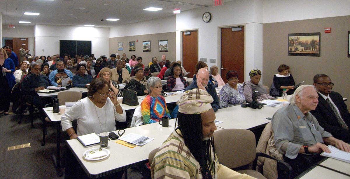 Georgia Archives hosts Black History Month event