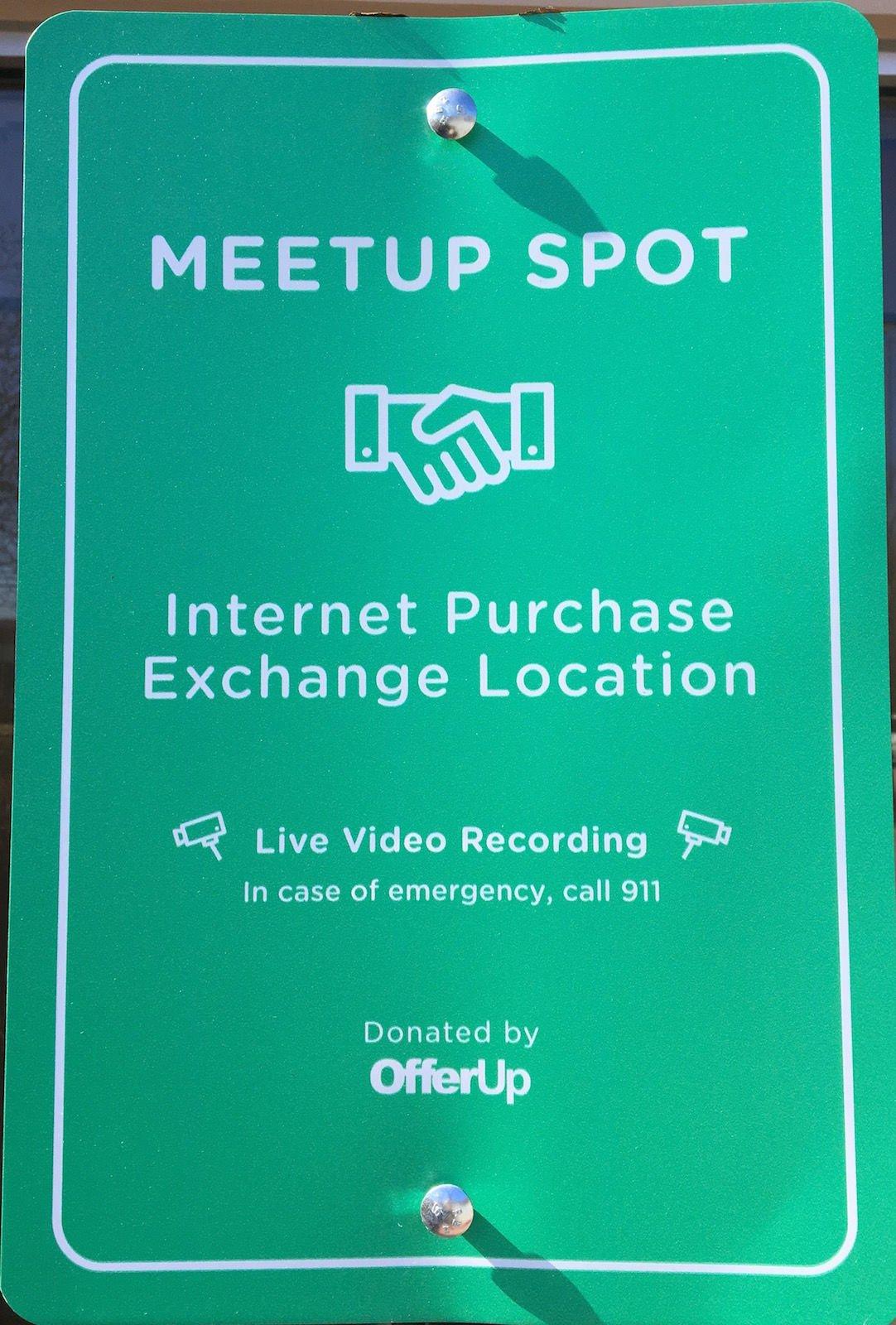 Meet up place