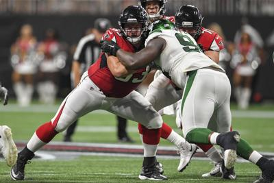 NFL: Preseason-New York Jets at Atlanta Falcons