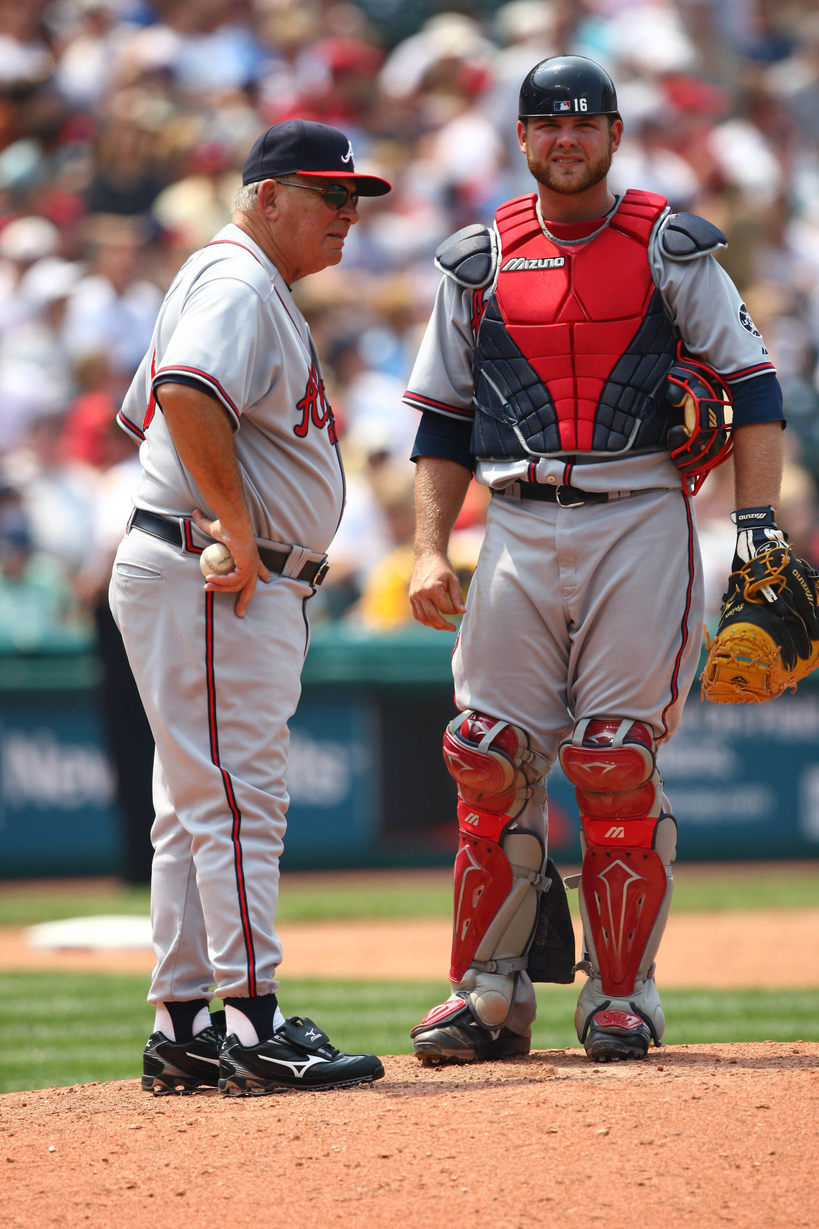 MLB: Atlanta Braves at Cleveland Indians