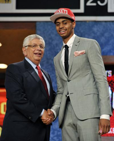 Norcross' Lamb drafted 12th overall by Rockets