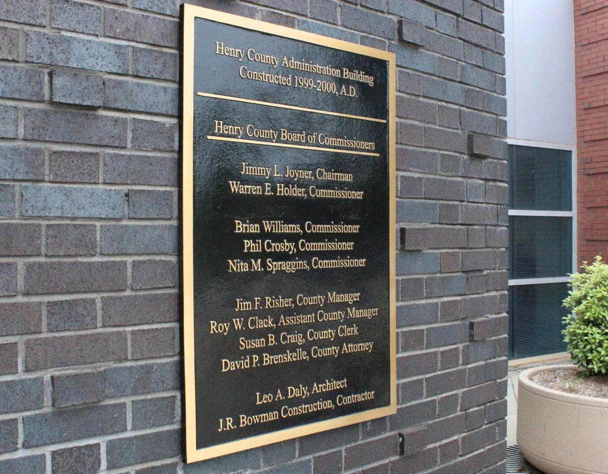 Gary Freedman's name removed from county plaques