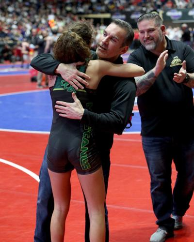WRESTLING: Ola High captures gold and some history in state wrestling tournament (copy)