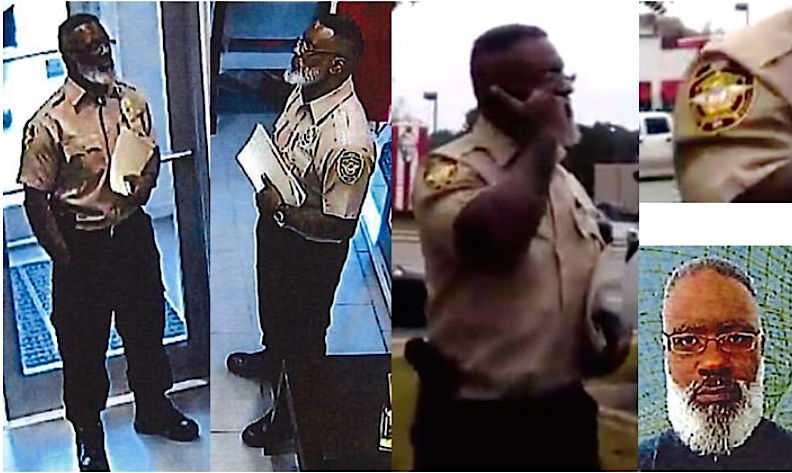 Henry County Police seek armed, uniformed identity fraud suspect with fake ID who sought $50K loan