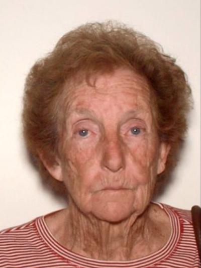 Critical Missing Alert: Frances Eubanks Durham, 76, last seen Thursday in Hampton