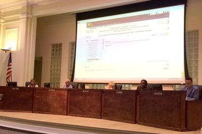 Superintendent discussion dominates board meeting Tuesday